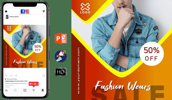 Fashion Trend Banner 2